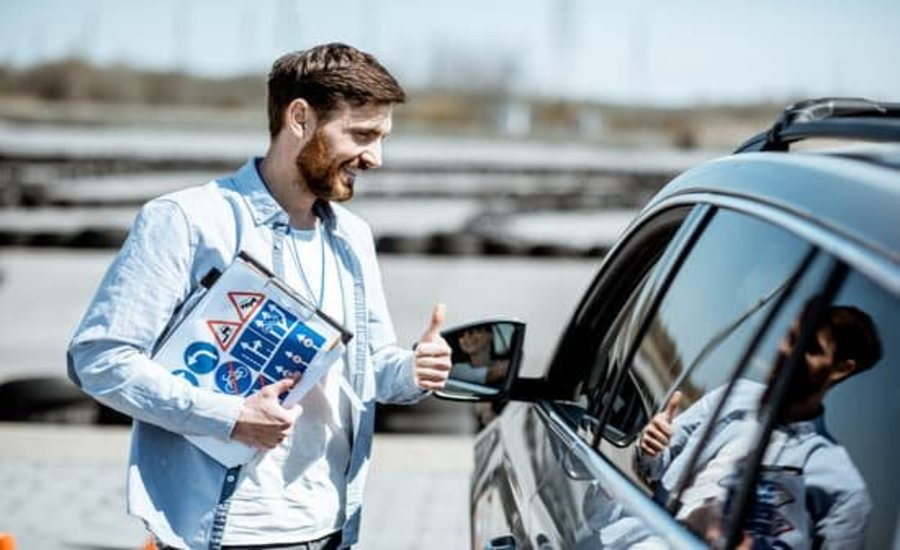 Tips for Supervising a Learner Driver