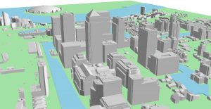 GIS and Urban Panning